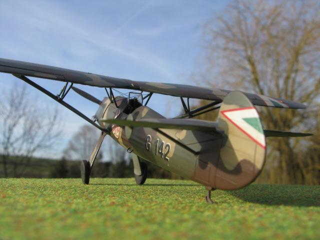 FW-56 Stösser Historic Plastic Models 1/48 777070IMG4461