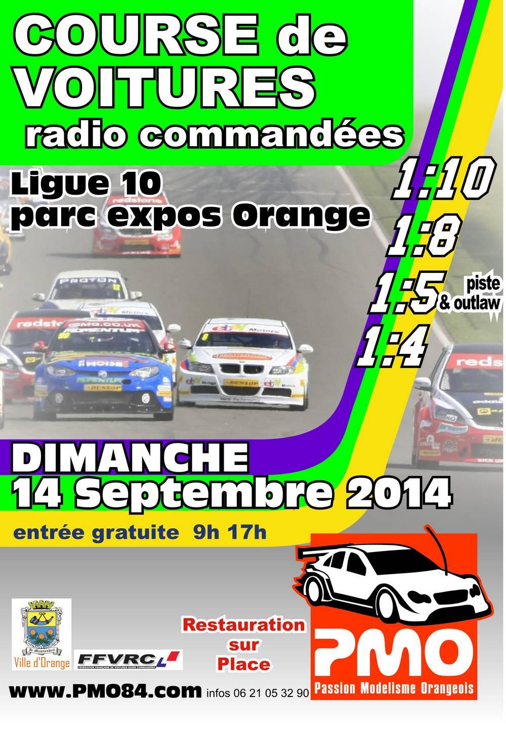 Course piste ligue 10 thermique PMO84 le 14/09/14 777672affiche140914liguethpmocr1