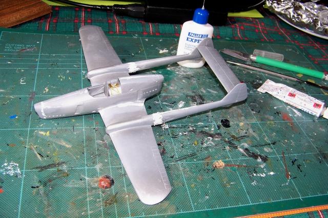 Fokker D XXIII 1/48 Fini 7780041008369