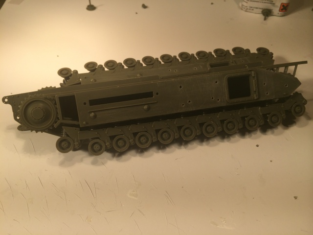 Churchill avre mk3  de chez afv club 1/35 778107011