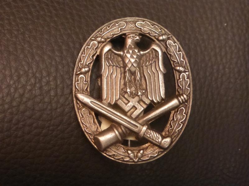 Badge Assaut Général SOUVAL  778189P1020128