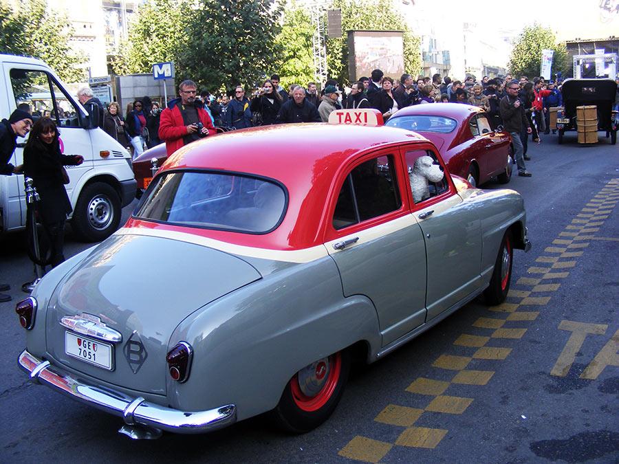 """Bruxelles côté BD  """"Tintin en automobile"""" 778219DSCF6162"""