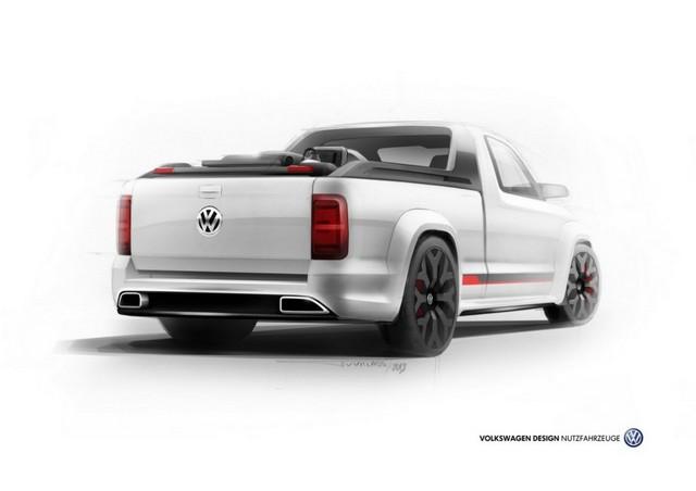 Wörthersee 2013 : Volkswagen Concept Amarok R-Style 778548VolkswagenAmarokRStyleConcept6