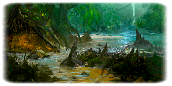 RINGA - La Rivière Silencieuse