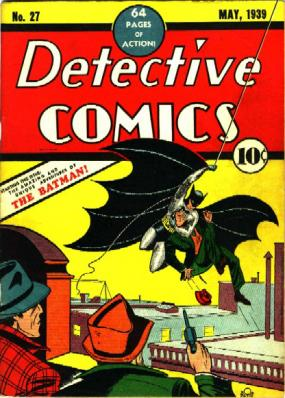 Objet de collection rare 7799301939batmandetectivecomics27