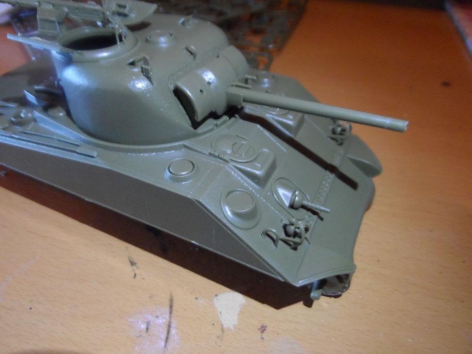 M4 Sherman late production Tamiya 1/35 779981SAM0378