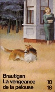 Couvertures d'Edward Hopper ! 78004920LavengeancedelapelouseRichardBrautigan