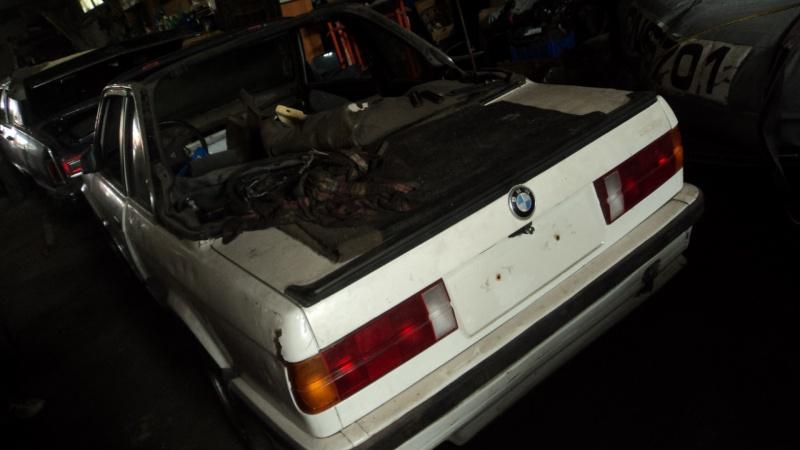 Mon BMW 323i E30  BAUR 780455DSC03531