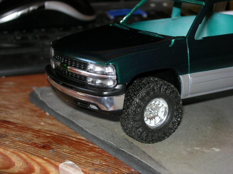 """Chevy Silverado'99 """"off road look"""" - Page 3 780796DSCN9959"""