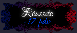 Dànaé VS Nevra [Reprise] - Page 3 781367Russite17