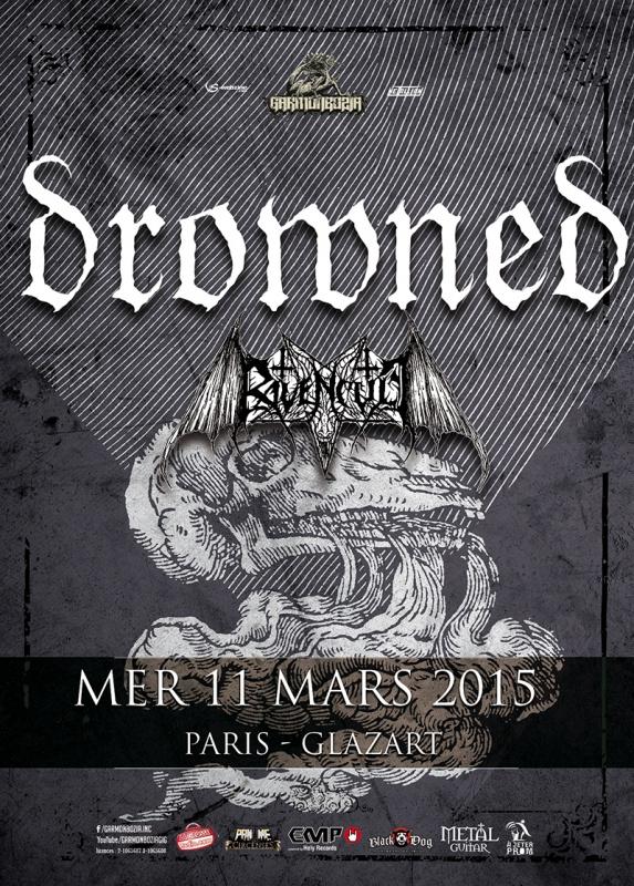 11.03 - Drowned + Ravencult @ Paris 78138420150311drownedwebv2
