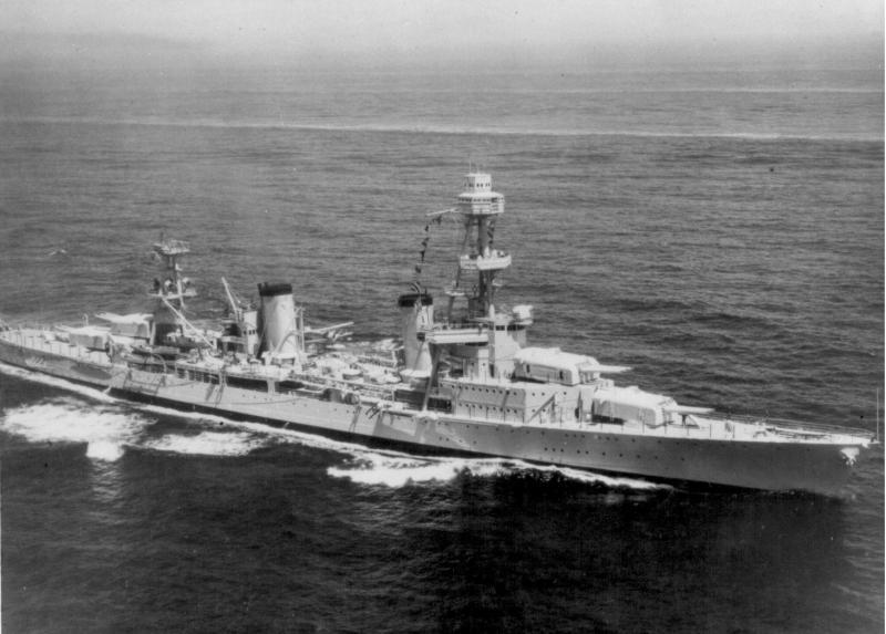 USN CROISEUR LOURD USS WICHITA 781400USSSalteLakeCityCA25
