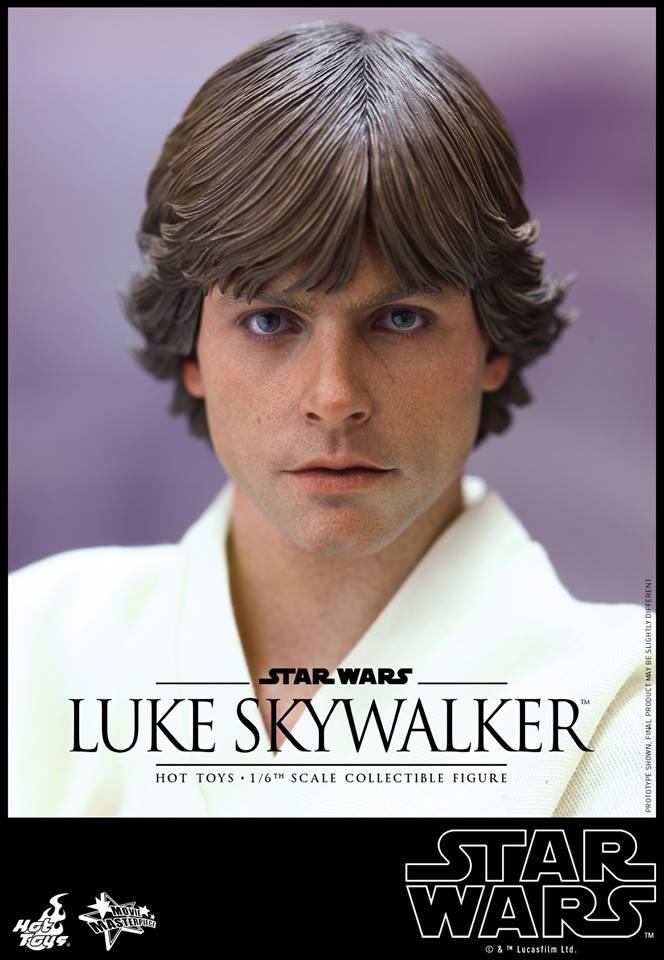 HOT TOYS - Star Wars: Episode IV A New Hope - Luke Skywalker 781535113