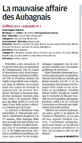 FC AUBAGNE // CFA2 GROUPE SUD EST  G - Page 21 781977205