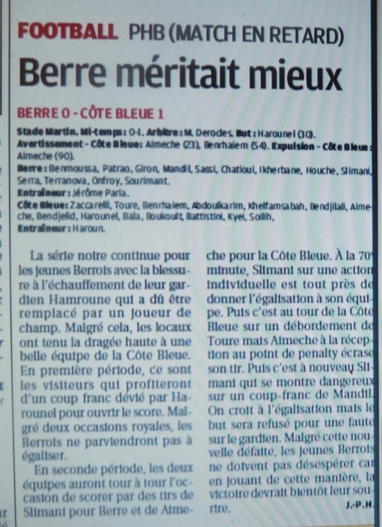 """BERRE L"""" ETANG /DHR - Page 2 782528P1230531"""