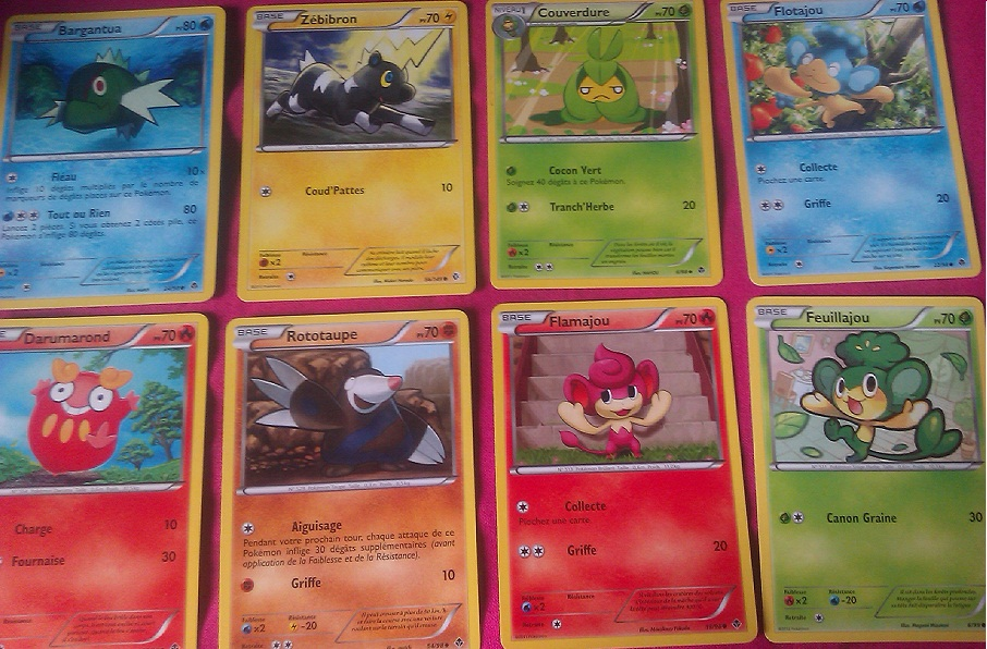 Cartes Pokémon (Boosters, Echanges...) 782768IMAG0938