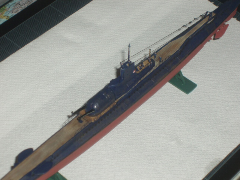 sous-marin SURCOUF 1/400 783659dj6e