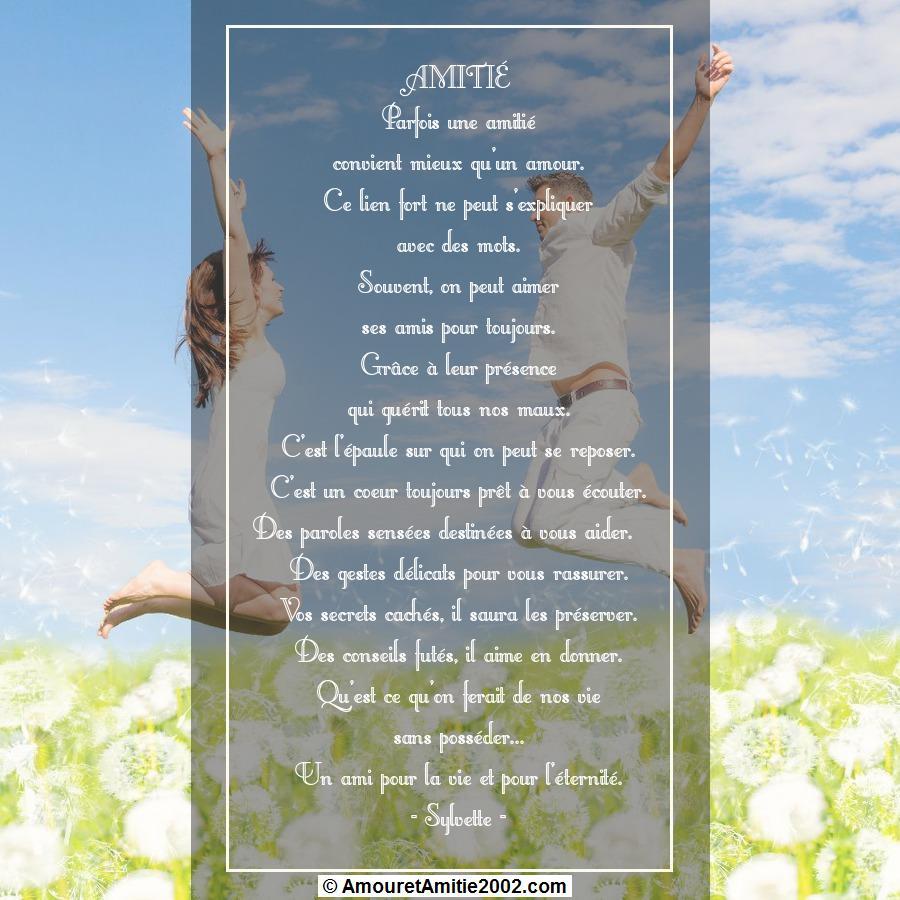 mes poemes du jour - Page 3 784309poeme15amitie