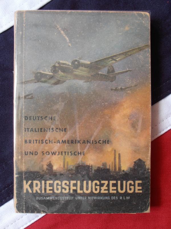 Livret Allemand Luftwaffe 784326P9060017