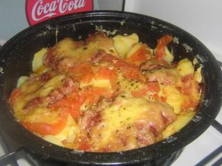 Pomme de terre/Saucisses... 784759RECETTEPDTSAUCISSES