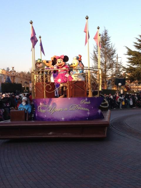 T.R. Séjour Disneyland Paris du 6 au 9 Fevrier 2012 au NPBC 785304235