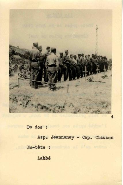 Le Bataillon de Choc 1943/1963. Photos. 785482elbe004