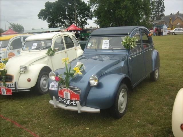 Landelles et Coupigny 2011 : fête de pantecôte  (voitures an 786452Jun13119