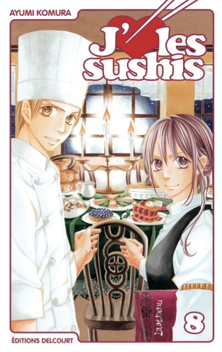 [MANGA] J'♥ les Sushis (Mixed Vegetables) 787482jaimelessushis9delcourt