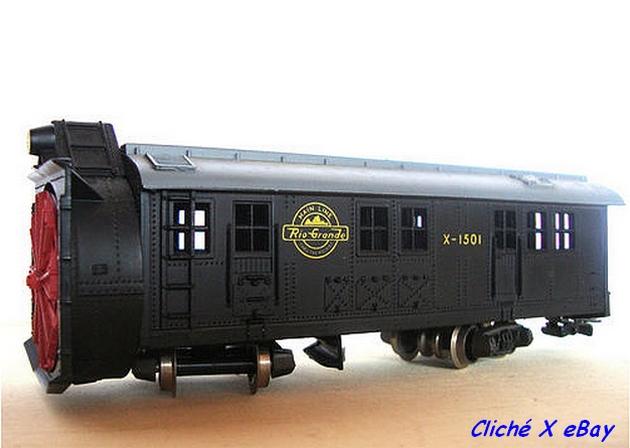Les fabrications Pocher devenues Rivarossi 787551Pocherchasseneige