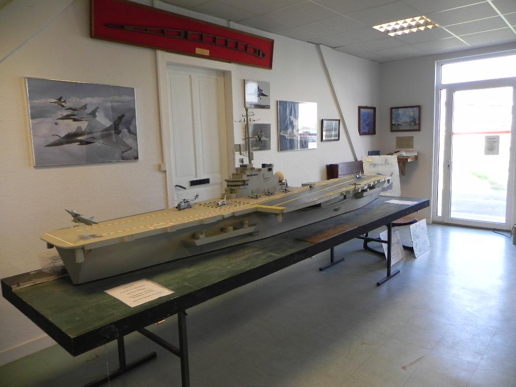 [ Les Musées en rapport avec la Marine ] Musée de l'Aeronautique Navale de Rochefort - Page 6 788214Maq1