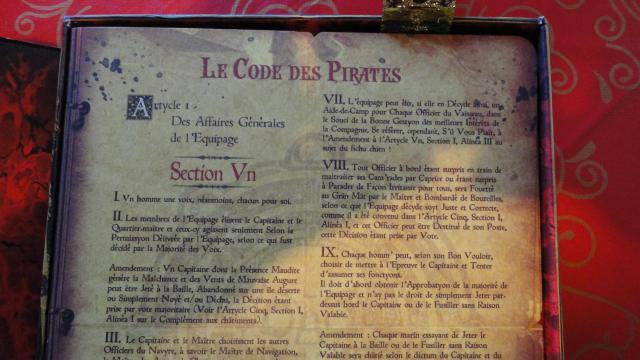 Pirates Des Caraïbes: La Trilogie Coffret en Edition Limitée 788605DSC00803