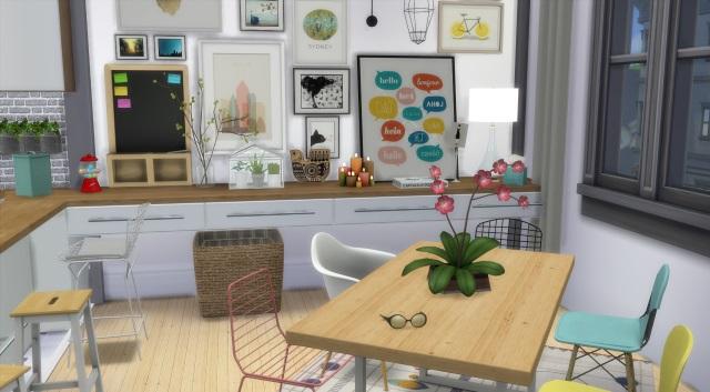Appartement scandinave (let's build et téléchargement) 78880610en640