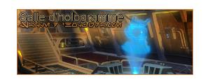 Salle d'hologrammes