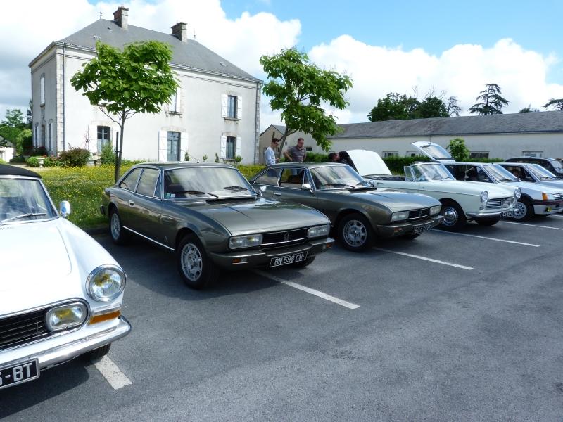 26 Juin - 29 ème Rallye de l'Amicale Rétro Peugeot Atlantique (ARPA) 78924320160626RallyePM57