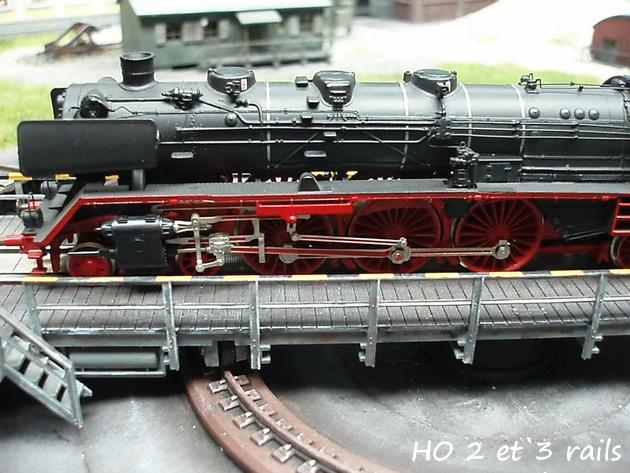 Survol de la production  789277SchnabelMrklinHAMObeclocomotiveavapeur03129Faulhabermoteur4R
