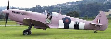 Spitfire Mk. IIa Revell 1/32 [Abbygaëlle] 789419pink