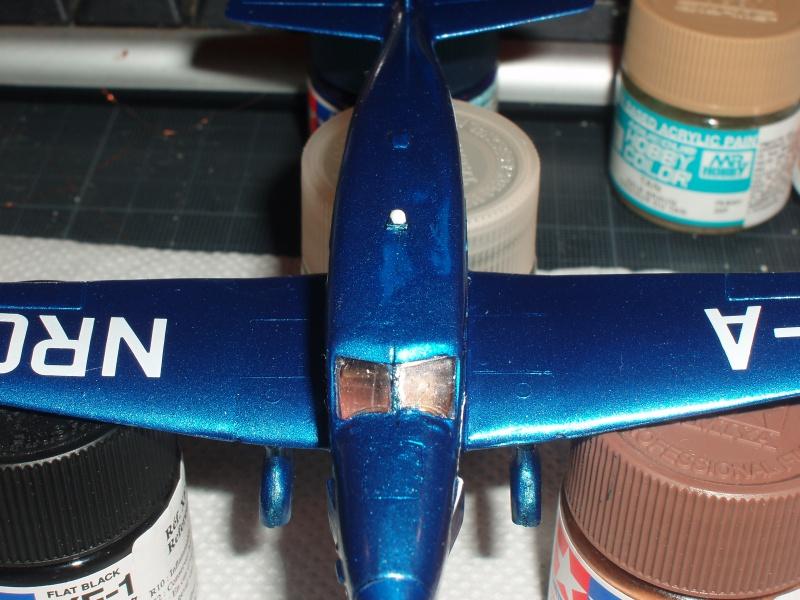 Heller avion Caudron Simoun (version Air Bleu). 790985cs22