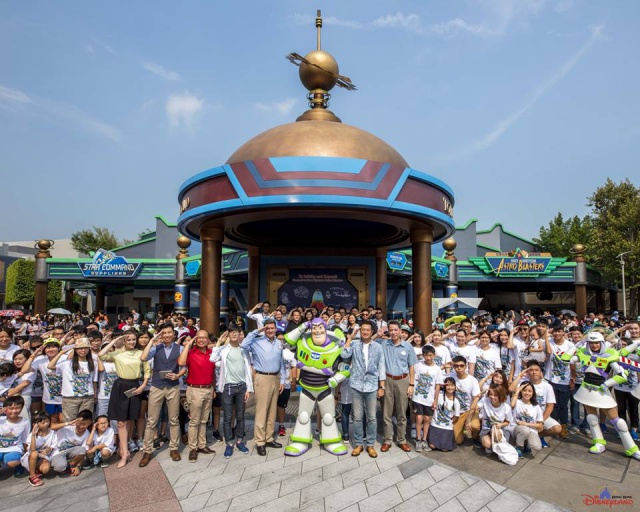 [Hong Kong Disneyland] Nouveau Land Marvel Universe (2019 - 2023) - Page 2 791105w954