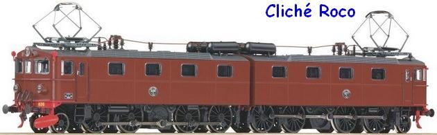 Les machines D/Da/Dm/Dm3 (base 1C1) des chemins de fer suèdois (SJ) 791620Roco72525DmR