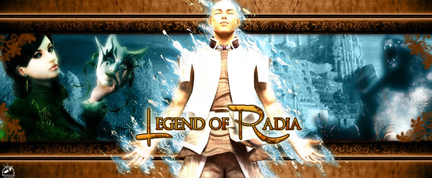 Legend of Radia