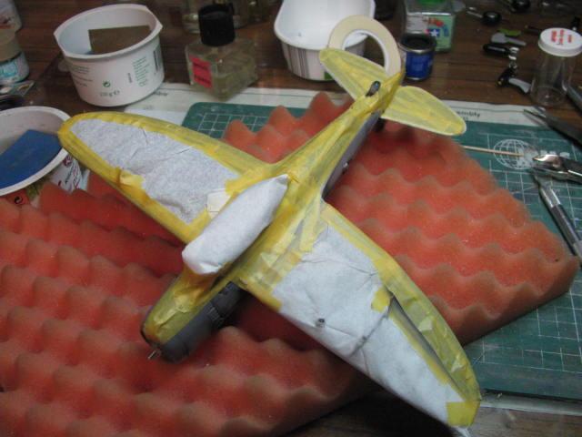 Restauration P-47D Monogram 1/48 .......Terminé!  - Page 2 792103IMG5909