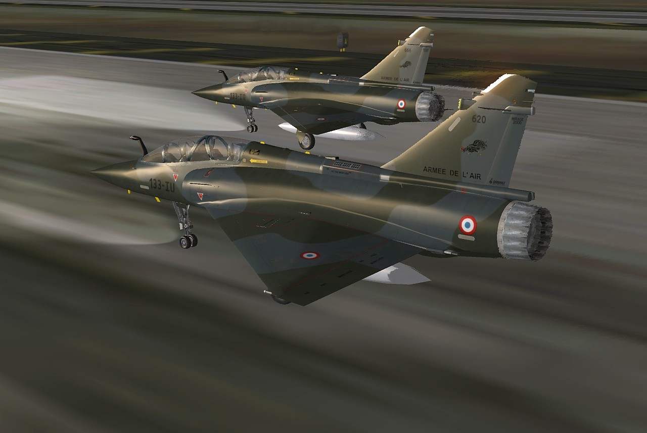 Mirage 2000D - Falcon BMS 4.32 79276520130805212615