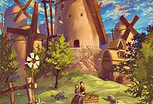 Vallée des moulins