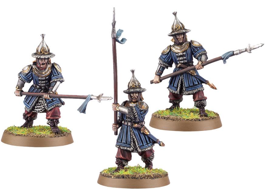 Figurines le hobbit, nouvelles sorties 794459m3700135a99801464091LaketownGuardSpearmen01873x627