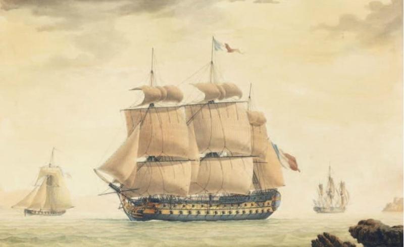 Etapes de construction 3D d'un navire de 74 canons. - Page 8 794876vaisse10