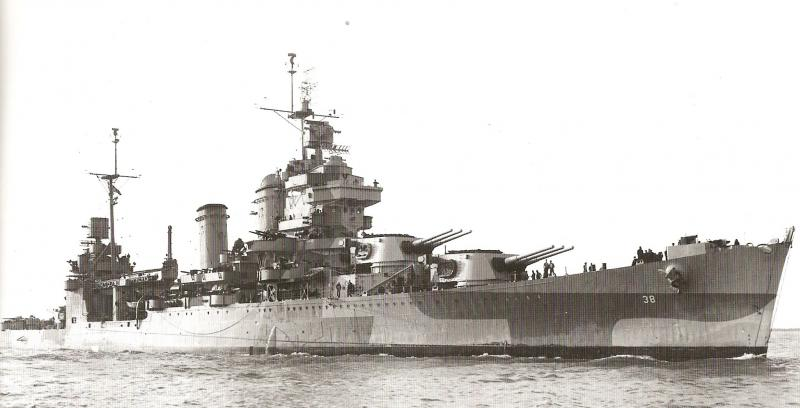 USN CROISEUR LOURD USS WICHITA 795960USSSanFranciscopremireimagedelarticle