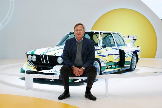 BMW célèbre ses 40 ans de BMW Art Cars 796092P90185165