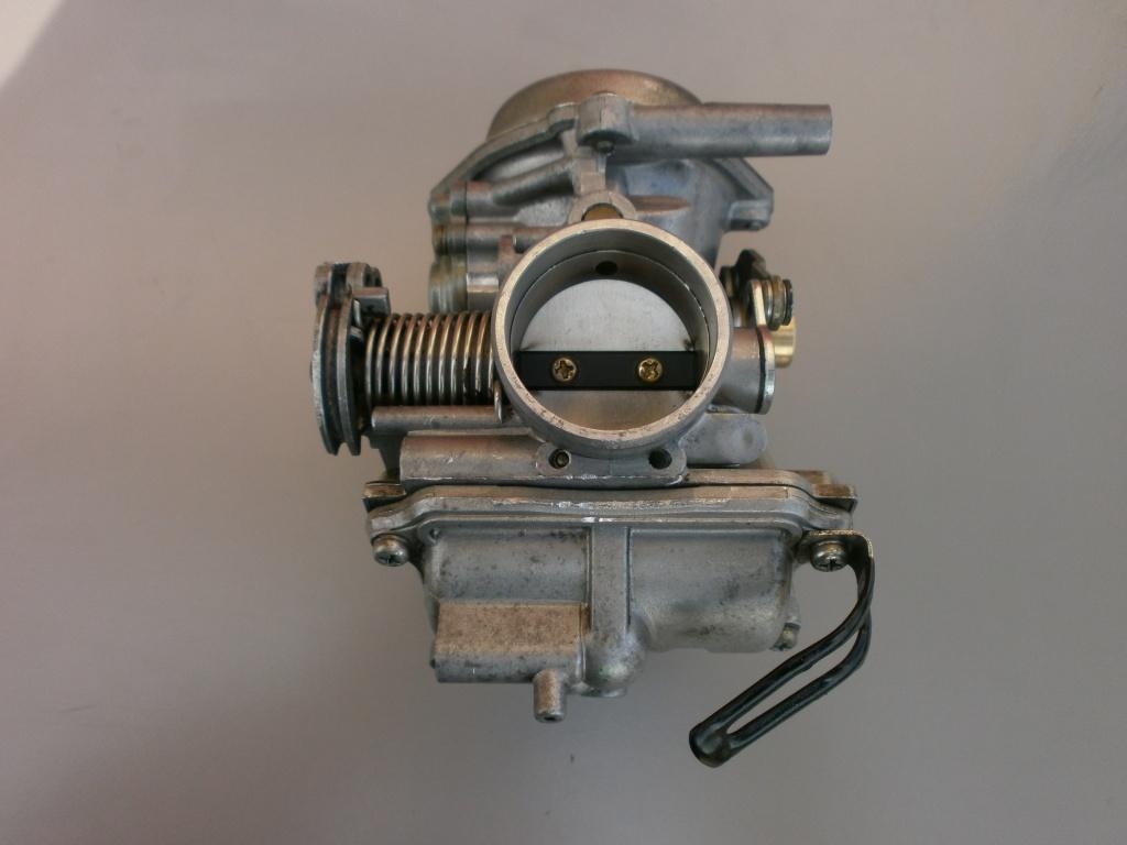 Nettoyage carburateurs de transalp 600 796294P2140010