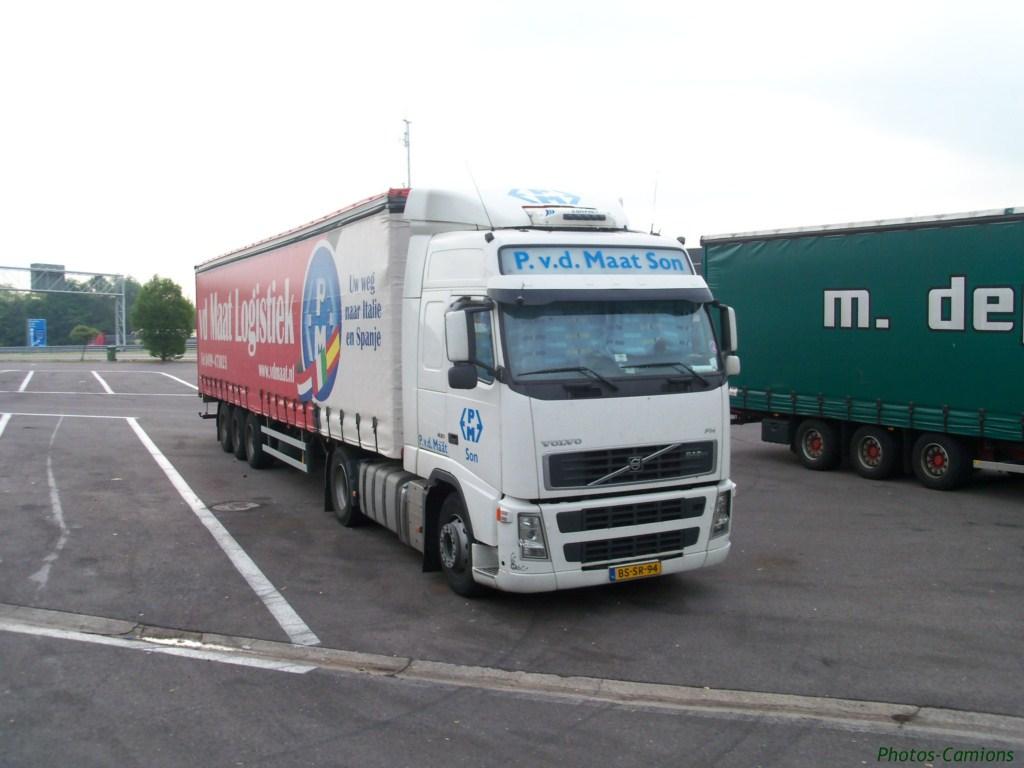 P. Van der Maat (Son) 796637photoscamions11V113