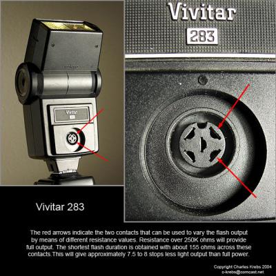 Transformer un flash de reportage en flash de studio 796794aViv283